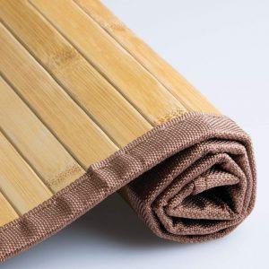 alfombras madera